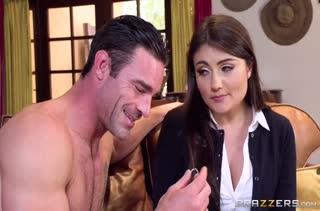 Жесткое анальное порно с молодой Adria Rae