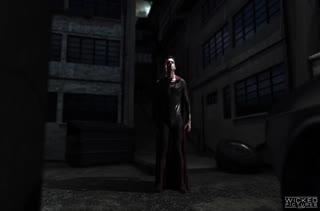 Бетмен и Супермен растерзали писечку Чудо женщины